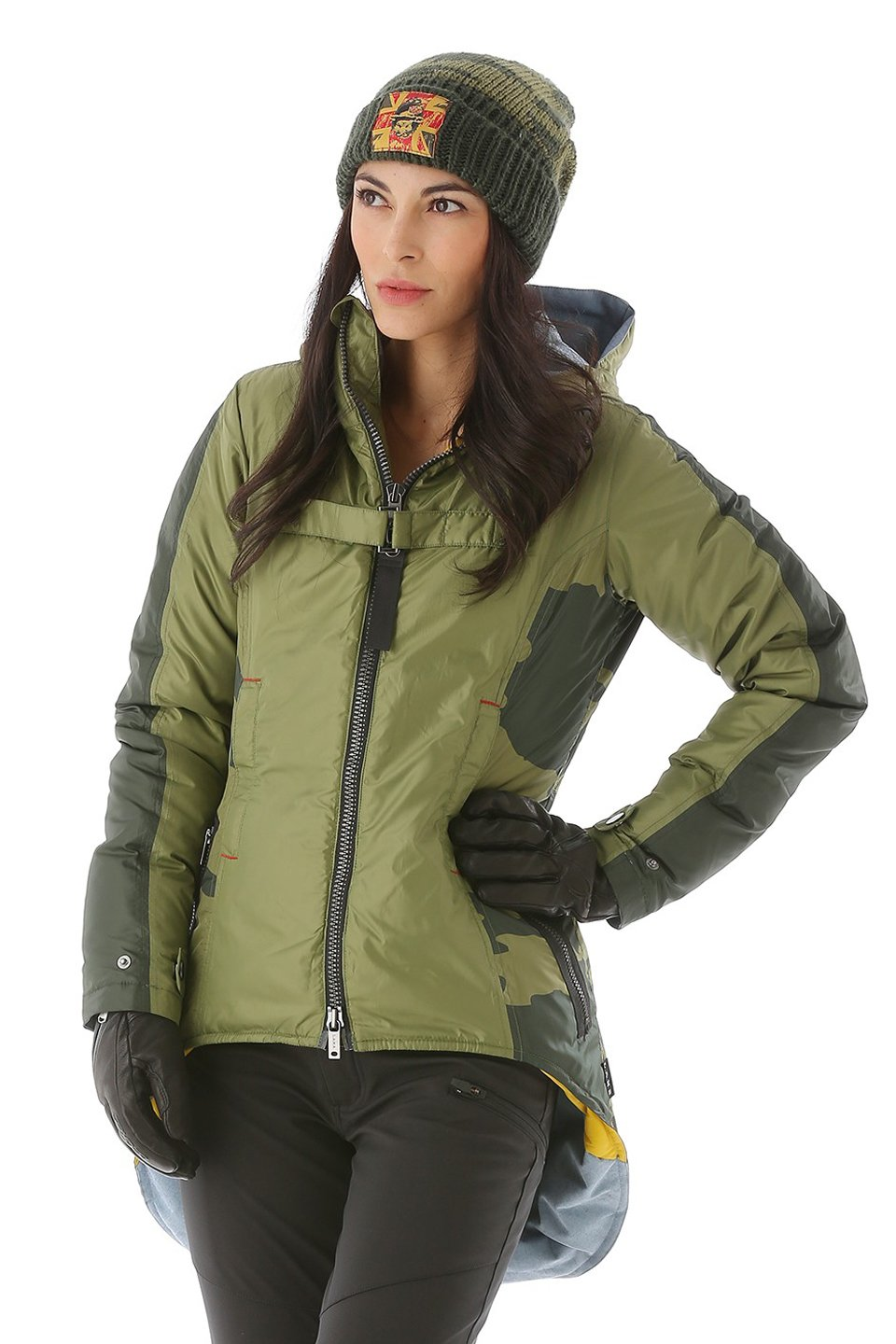 Куртка  женская Burton WB Lamb The Oc Insulated - 15350100375