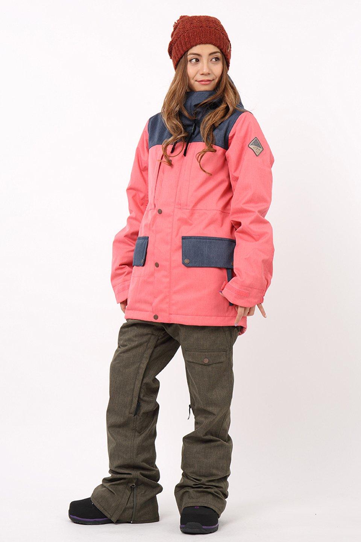 Куртки сноубордические женские