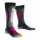 Носки X-Socks Ski Carving Silver Lady - X20357-X0A