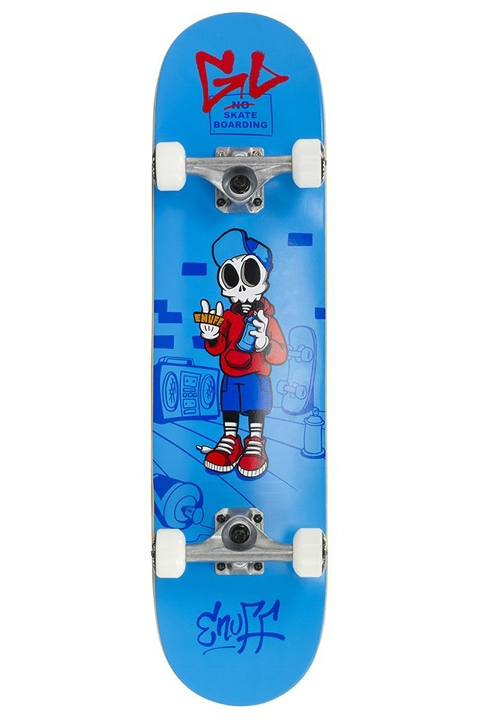 Скейтборд Enuff Skully blue - ENU2100-BL