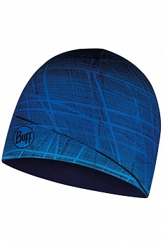 Шапка Buff - MICROFIBER & POLAR HAT tow blue - BU 121601.707.10.00