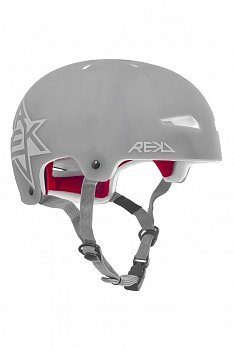 Шлем REKD Elite Icon Helmet grey - R165-GY