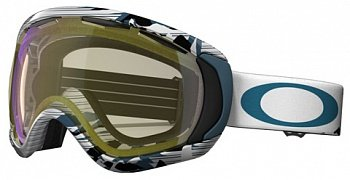 Маска Oakley Canopy High Country Blue H.I. Yellow - 59-472