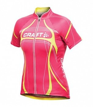 Велоджерси Craft PB TOUR JERSEY WMN  - 1901268-2474