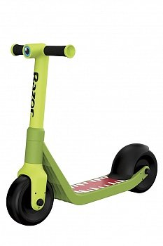Самокат Razor Wild Ones Junior Kick Scooter Dinosaur зеленый - 585367