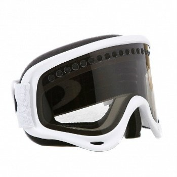 Маска Oakley O Frame Matte White Light Grey - 57-286