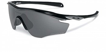 Очки Oakley M2 FRAME POLISHED BLACK BLACK IRIDIUM POLARIZED - 9212-05