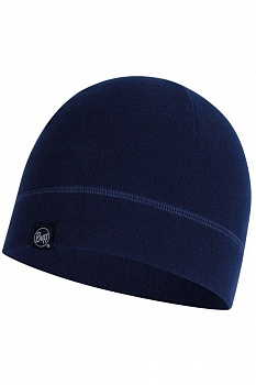Шапка Buff - POLAR HAT SOLID night blue - BU 121561.779.10.00