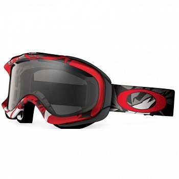 Маска Oakley Ambush Glacier Red Dark Grey - 57-756
